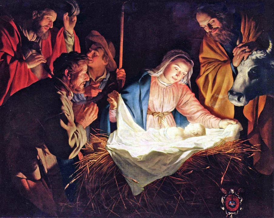 This image has an empty alt attribute; its file name is birth-of-jesus-1150128_960_720.jpg